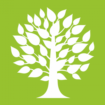 Autocollant Logo Nature Jardinage 1