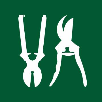 Autocollant Logo Nature Jardinage 4