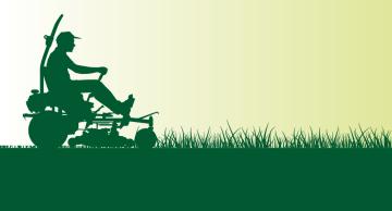 Autocollant Logo Nature Jardinage 6