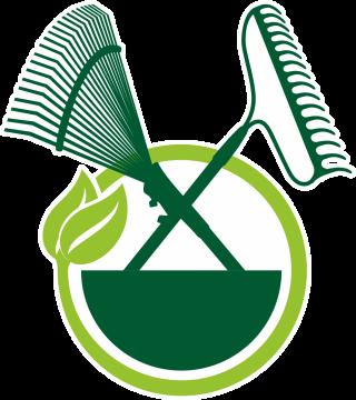 Autocollant Logo Nature Jardinage 7
