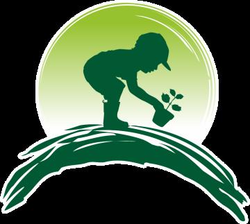 Autocollant Logo Nature Jardinage 8
