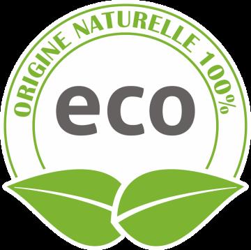 Autocollant Logo Nature Bio Et Naturel 3