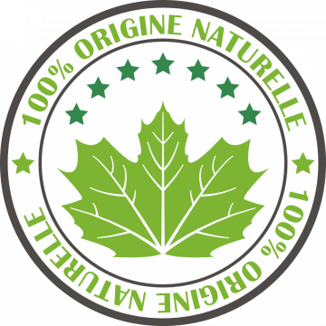 Autocollant Logo Nature Bio Et Naturel 5