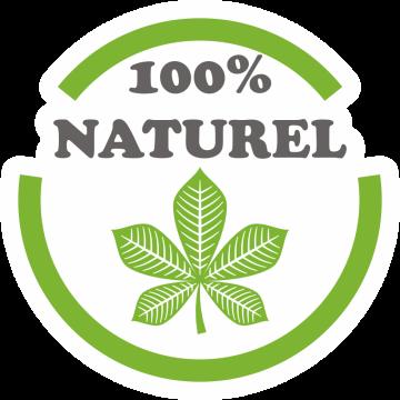 Autocollant Logo Nature Bio Et Naturel 9