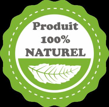 Autocollant Logo Nature Bio Et Naturel 10