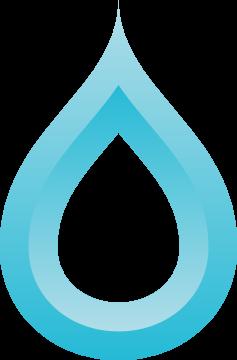 Autocollant Logo Nature Eau 2