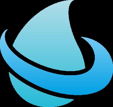Autocollant Logo Nature Eau 4