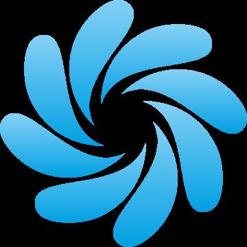 Autocollant Logo Nature Eau 5