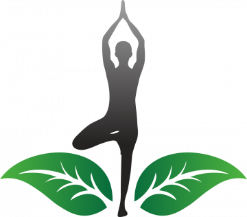Autocollant Logo Yoga Meditation 2