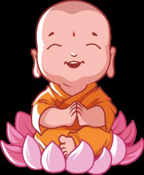 Autocollant Logo Yoga Meditation 13