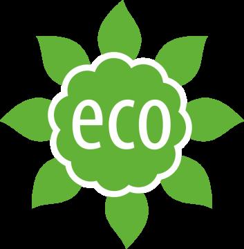 Autocollant Logo Nature Ecologie 14