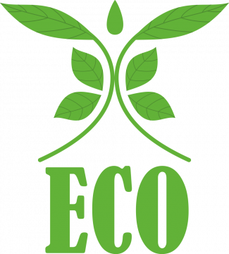 Autocollant Logo Nature Ecologie 17