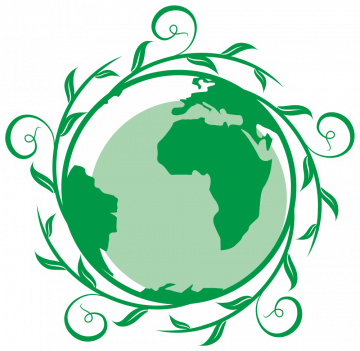 Autocollant Logo Nature Ecologie 19