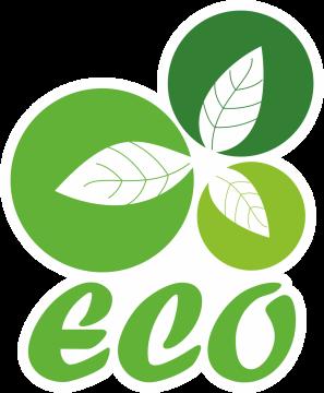 Autocollant Logo Nature Ecologie 22