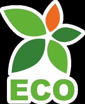 Autocollant Logo Nature Ecologie 23