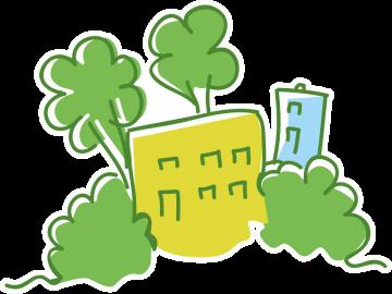 Autocollant Logo Nature Ecologie 24