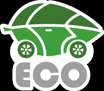 Autocollant Logo Nature Ecologie 26