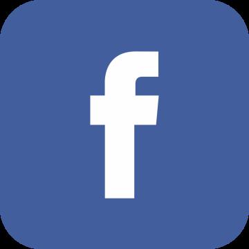 Autocollant Logo Réseau Social Facebook