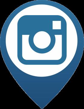 Autocollant Logo Réseau Social Instagram 2