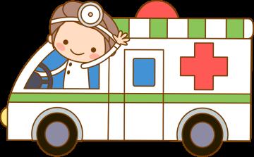 Autocollant Métier Ambulance