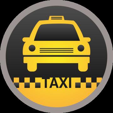 Autocollant Métier Taxi 2