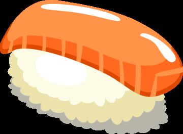 Autocollant Sushi 15