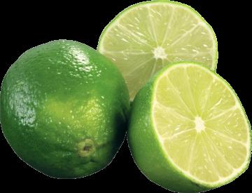 Autocollant Alimentation Fruit Citron Vert 1