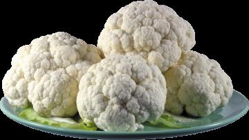 Autocollant Alimentation Légume Chou Fleur 3