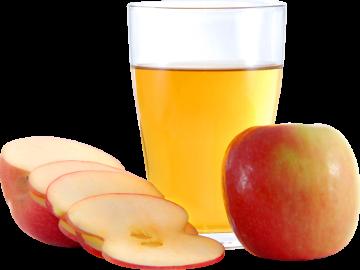 Autocollant Alimentation Jus De Pommes