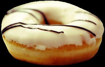 Autocollant Alimentation Pâtisserie Donut 1