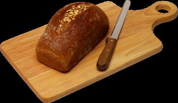 Autocollant Alimentation Boulangerie Pain 1