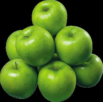 Autocollant Alimentation Fruit Pommes 1