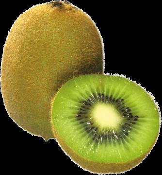 Autocollant Alimentation Fruit Kiwi