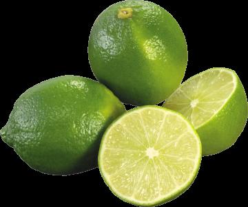 Autocollant Alimentation Fruit Citron Vert 2