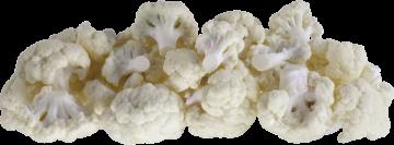 Autocollant Alimentation Légume Chou Fleur 5