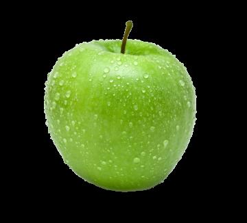 Autocollant Alimentation Fruit Pommes 3