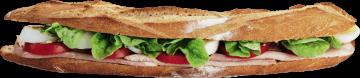 Autocollant Alimentation Sandwich 3