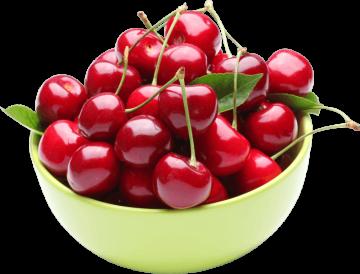 Autocollant Alimentation Fruit Cerises 4