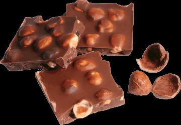 Autocollant Alimentation Chocolat 2