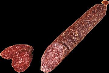 Autocollant Alimentation Charcuterie Saucisson 3