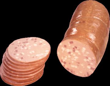 Autocollant Alimentation Charcuterie Saucisson 4
