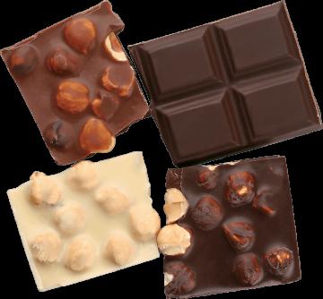 Autocollant Alimentation Chocolat 4