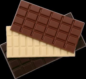 Autocollant Alimentation Chocolat 5