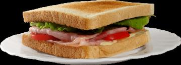 Autocollant Alimentation Sandwich 7