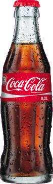 Autocollant Boisson Coca Cola