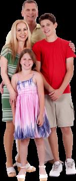 Autocollant Personne Famille 4