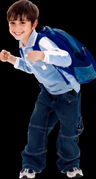 Autocollant Personne Enfant Ecole 2