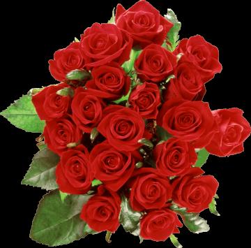 Autocollant Divers Fleur Rose 6