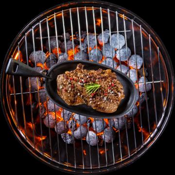 Autocollant Alimentation Barbecue 2