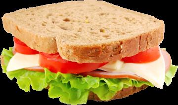 Autocollant Alimentation Sandwich 3 1
